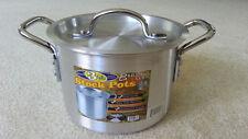 Brilliant Cook 3 1/2 quart Aluminum Stock Pot with Lid, New