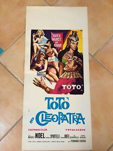 Lotto 6 Locandine Originali - Totò, Alberto Sordi