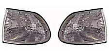 BMW 7 series E38 Corner Lights Turn Signal CLEAR  95-98