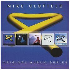 MIKE OLDFIELD - ORIGINAL ALBUM SERIES  5 CD NEU