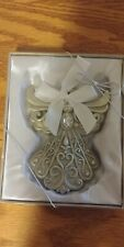 1 Angel Ornament Favor Wedding Reception Christmas Baptism Party Gift