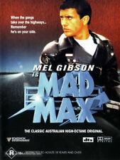 Mad Max (DVD, 2002) Mel Gibson, Steve Bisley, Joanne Samuel, Roger Ward
