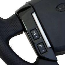 Lined Oak Steering wheel switch pack Range Rover SPORT left side 2 buttons horn