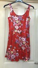 H&M Floral Dress Floral Size 10 12