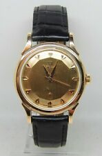 Watch Omega Constellation Piepan Gold 18K Ref 2852 Cal 505 Of 1956 Vintage