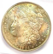 1904-O Morgan Silver Dollar $1 - Certified ICG MS67 - Rare - $3,780 Guide Value!