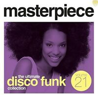 Various Artists - Masterpiece The Ultimate Disco Funk Coll 21 / Var [New CD] Hol