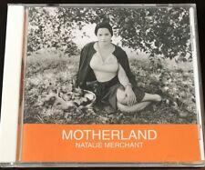 NATALIE MERCHANT Motherland LN CD, Nov-2001, Elektra