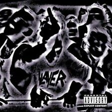 Undisputed Attitude [PA] by Slayer (CD, Jun-2002, Universal Distribution)