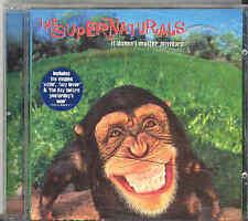 Supernaturals-it doesn 't matter..., UK 1997 CD, Britpop