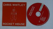 Chris Whitley Rocket House GER Adv Cardcover CD 2001 Blues