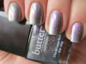 butter LONDON Nail Lacquer .4 oz - Knackered - 3 Free Formula