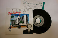 "The Other Ones - Holiday - Rare Promo Jukebox Single Germany 7"" Mint Unplayed"