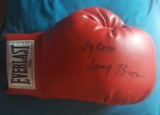 "RARE! Promoter Tony ""Tycoon"" Brown Signed Everlast Boxing Glove PAAS COA"