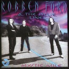 Robben Ford - Mystic Mile 1993    Stretch  CD