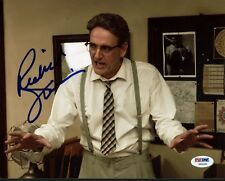 Richard Jenkins The Rum Diary Signed Authentic 8X10 Photo PSA/DNA #Z56361