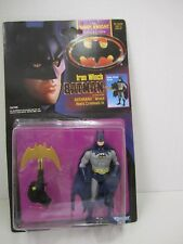 "The Dark Knight Collection - ""IRON WINCH BATMAN"" Action Figure - 1990 Kenner"