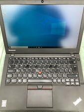 Lenovo Thinkpad x250, i7-5600U @ 2.6Ghz, 8GB DDR3 RAM, 256GB SSD