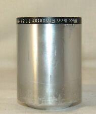 Zeiss Ikon ERNOSTAR 1,8/80mm.  projector Lens,Germany,rare