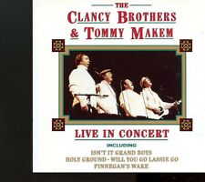 The Clancy Brothers & Tommy Makem / Live In Concert