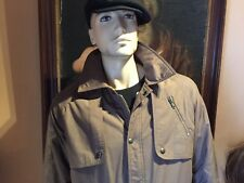 New*  HARBOUR Club  Mens Med/40 Quilt lined Overcoat.