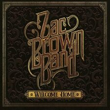 Welcome Home - Zac Brown (2017, CD NUOVO)