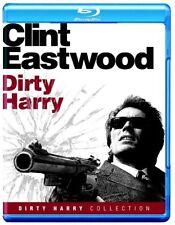 DIRTY HARRY [Blu-ray] Clint Eastwood +KULT+ OVP
