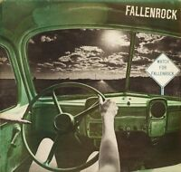 FALLENROCK watch for fallenrock 2429 122 A1/B1 1st pressing uk LP PS EX/VG