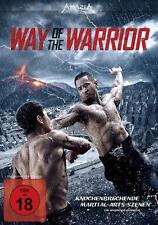 Way of the Warrior - uncut (DVD) - gebraucht (FSK 18) - (G3)