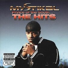 FREE US SHIP. on ANY 3+ CDs! NEW CD Mystikal: Prince of the South: Greatest Hits