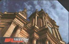 SCHEDA TELEFONICA TELECOM, LINEE D'ITALIA - SICILIA - CHIESA DI S. GIOVANNI