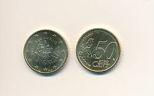 San Marino 2015 - Original offizielle 50 Cent Kursmünze - Prägefrisch!
