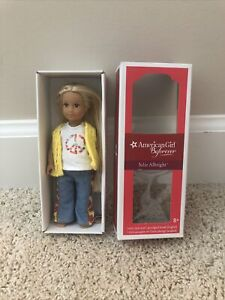 American Girl Mini Doll 6 Inch Julie Beforforever