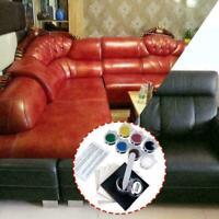 Leder Reparatur Kit Füller Professionelle Vinyl DIY Jacke Sofa Autositze U6F3