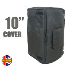 """Citronic 10"""" Inch Protective Padded Universal Transit PA Speaker Carry Bag Cover"""