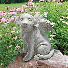 Loving Friend Memorial Design Toscano Exclusive Pet Dog Statue Faux Stone Finish