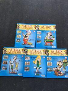 Asterix und seine Welt Hefte 20 - 24