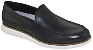 Cole Haan Men's OriginalGrand Venetian Loafer Black C29696