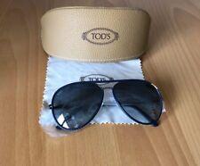 TOD's Sonnenbrille TO 150  89V Luxus Sunglasses **NEU*** lunettes de soleil TODs