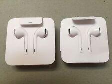 2x Genuine-Apple-EarPods-Original-Headphones-for-iPhone-7-8-X-Lightning-Connect