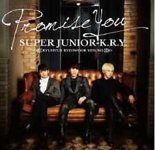 K-OP Promise You SUPER JUNIOR - K.R.Y. (CD only) w/photo card