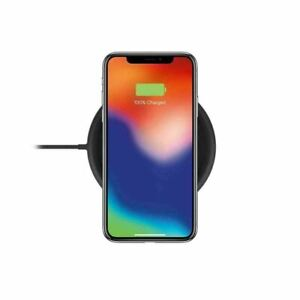 Mophie Universal Wireless 10W Charge Stream Pad Plus for Apple - Samsung / Black
