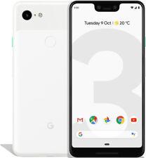 Google Pixel 3 XL - 64 Go - Clearly White (Désimlocké)