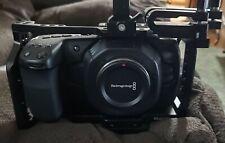 Blackmagic Design Pocket Cinema Camera 4K Camcorder - Black w/ accessories