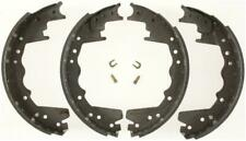 Drum Brake Shoe-Relined Rear,Front Bendix RS358