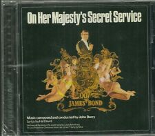 Out of Print - New CD - ON HER MAJESTY'S SECRET SERVICE  John Barry  Exp Edition