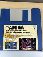 CU Amiga Magazine Cover Disk 21 Cubulous DLock TESTED WORKING
