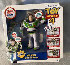 NEW Disney Pixar Toy Story 4 Ultimate Walking Buzz Lightyear  FREE USA SHIPPING!