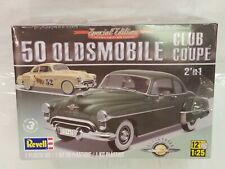 REVELL SPECIAL EDITION '50 OLDSMOBILE CLUB COUPE 2 'n 1 MODEL KIT #85-4254
