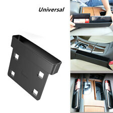 Car SUV Seat Gap Catcher Storage Box Organizer Coin Console Side Pocket Protable